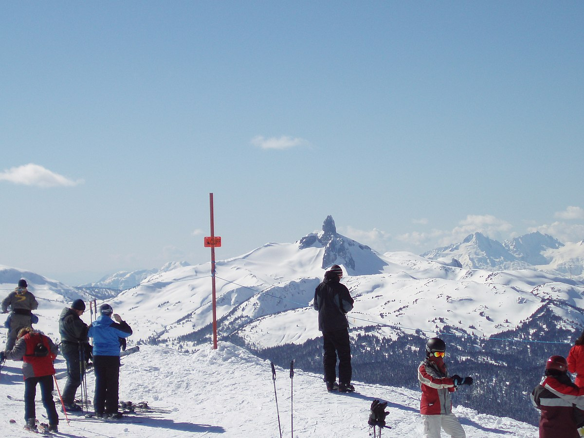 Whistler  Travel guide at Wikivoyage