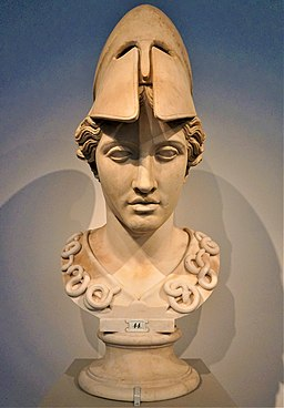 Head of Athena in the Velletri Type - Altes Museum
