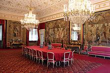 Sala Da Pranzo Stile Impero