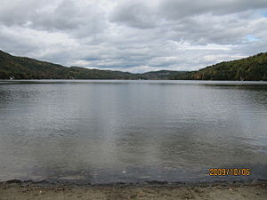 English: Lake Morey in Vermont