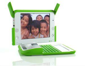 100 dollar laptop: production prototype