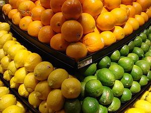 oranges , lemons and limes liver detox
