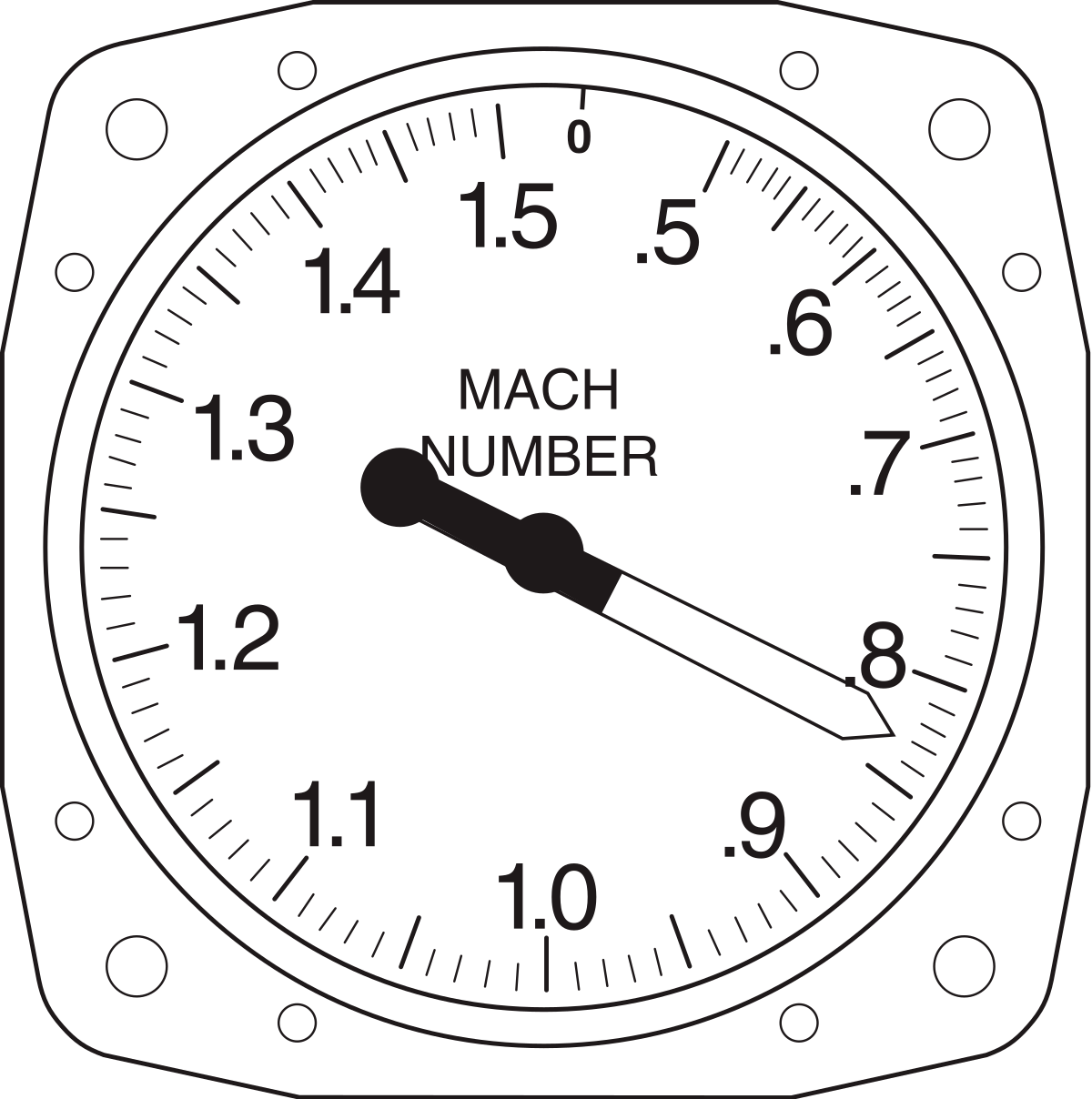 Machmeter