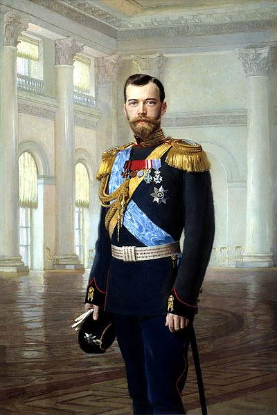 Tập tin:Nicholas II of Russia painted by Earnest Lipgart.jpg