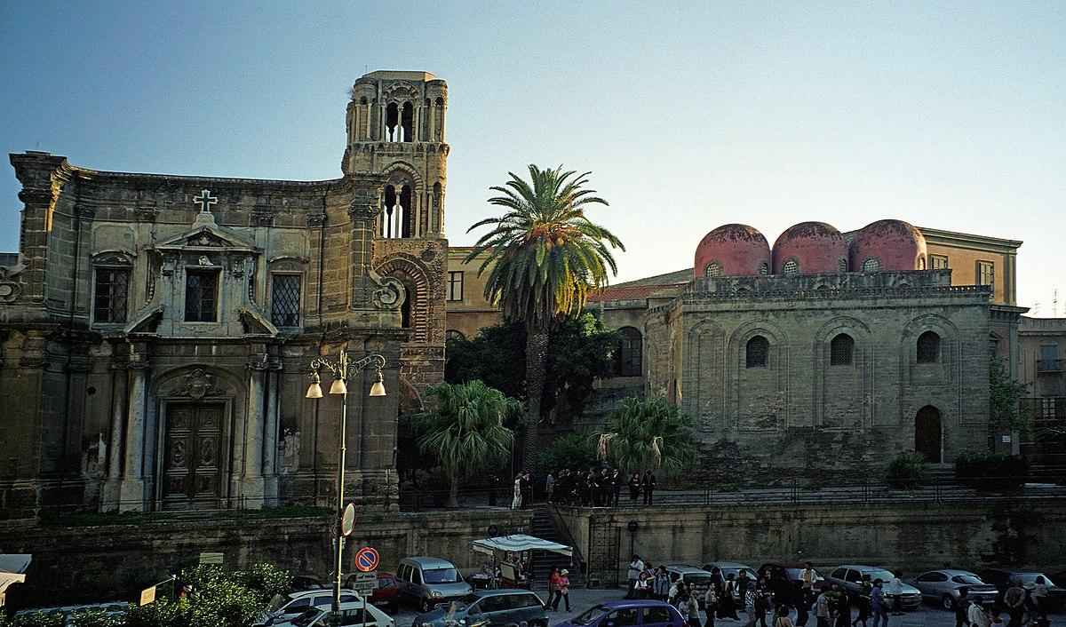 Piazza Bellini Palermo  Wikipedia