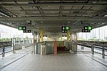 石門站 (香港) - 維基百科。自由的百科全書