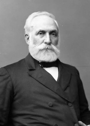 English: Sir Mackenzie Bowell, Minister of Cus...