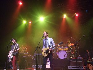 The Shins London Forum 28 March 2007