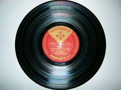 Vinyl record LP 10inch
