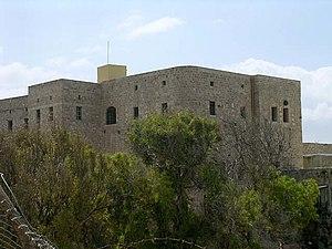 Baha'u'llah's prison cell