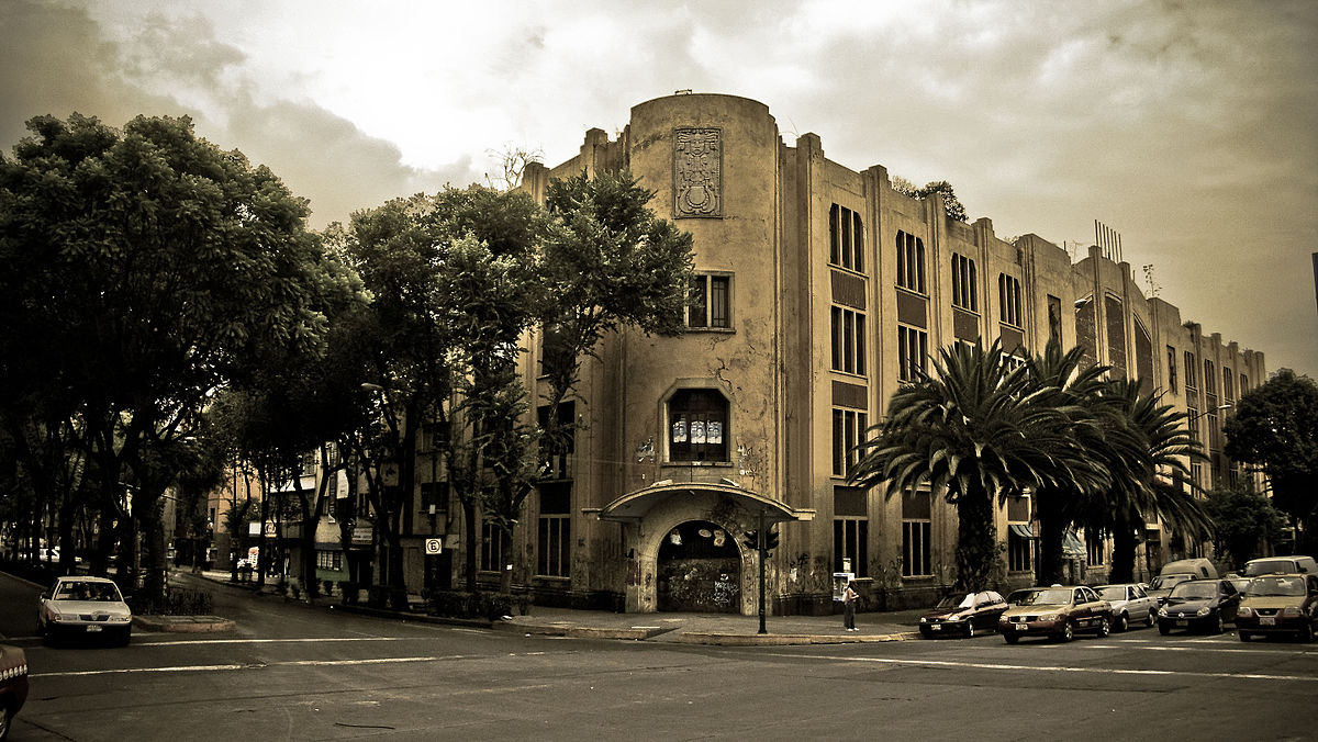 Frontn Mxico  Wikipedia la enciclopedia libre