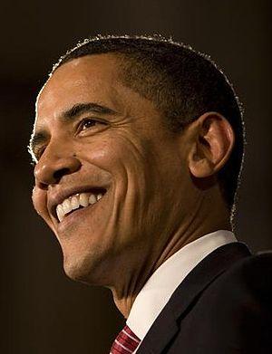 President Barack Obama addresses the House Dem...