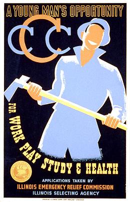 Civilian Conservation Corps  Wikipedia