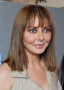 Carol Vorderman Waddington Airshow 2011 -3.jpg