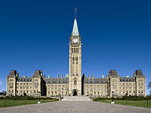 Parliament Hill 's Centre Block
