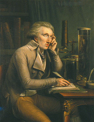 Portrait de Georges Cuvier (1769-1832)