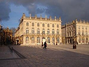 Français : Place Stanislas à Nancy