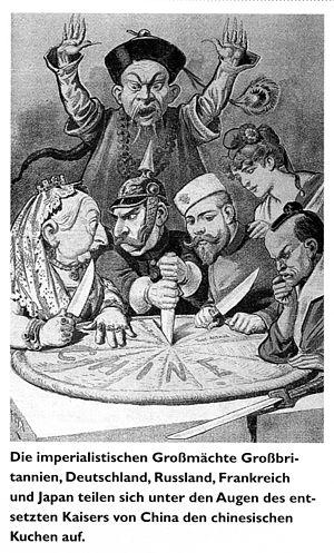 Cartoon:Imperialism