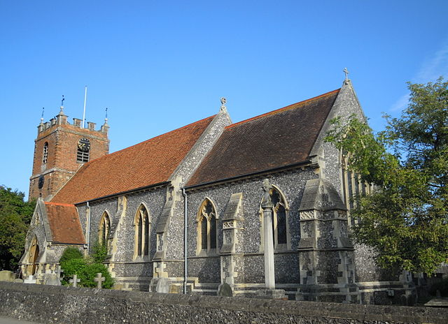 St James the Less, Pangbourne, Berkshire