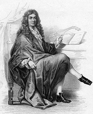English: Jean-Baptiste Lully (1632-1687) after...