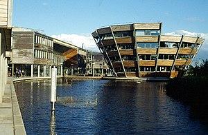 English: Jubilee Campus, Nottingham University...