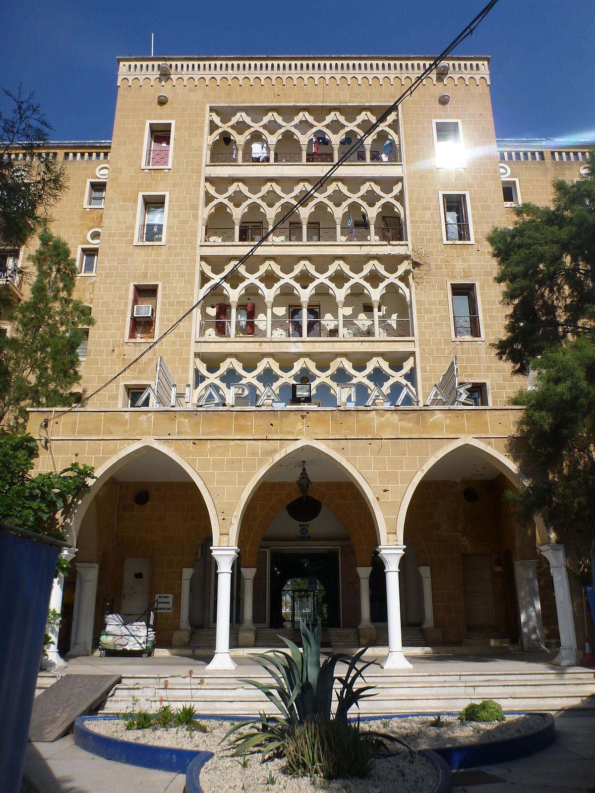 Ledra Palace Hotel  Wikipedia