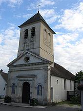 église mary sur marne GR11