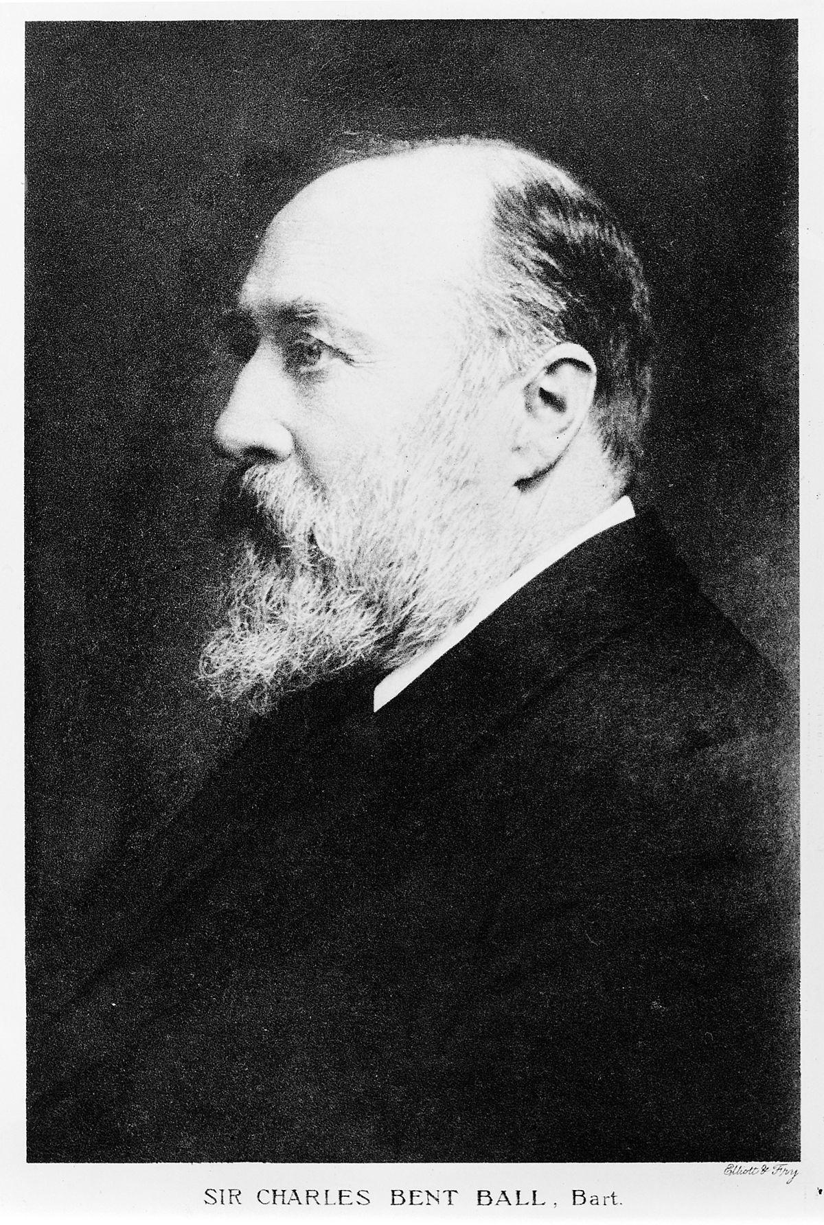 Charles Bent Ball Wikipedia