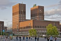 Oslo City Hall - Wikipedia
