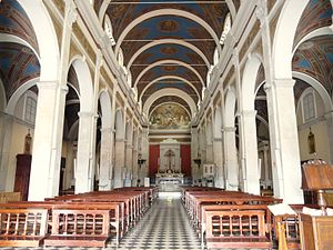 Chiesa di San Giusto, Comune di Porcari, Tosca...