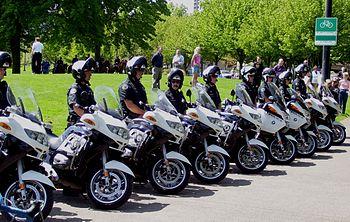 May 14--portland celebrates police memorial day