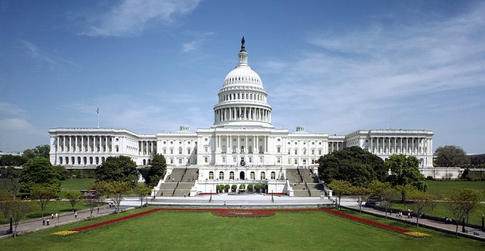 United States Capitol - west front