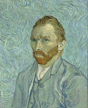 Musee D Orsay Van Gogh : musee, orsay, Self-portrait, (1889), Wikipedia