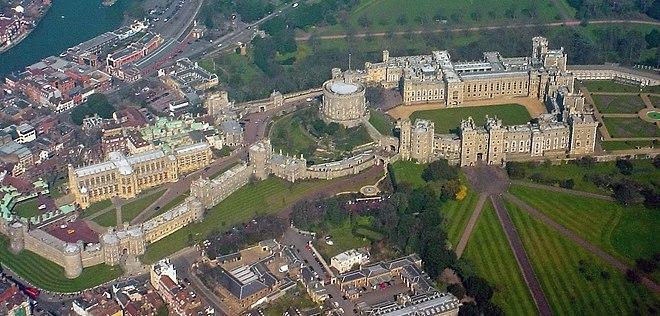 Castillo de Windsor  Wikipedia la enciclopedia libre