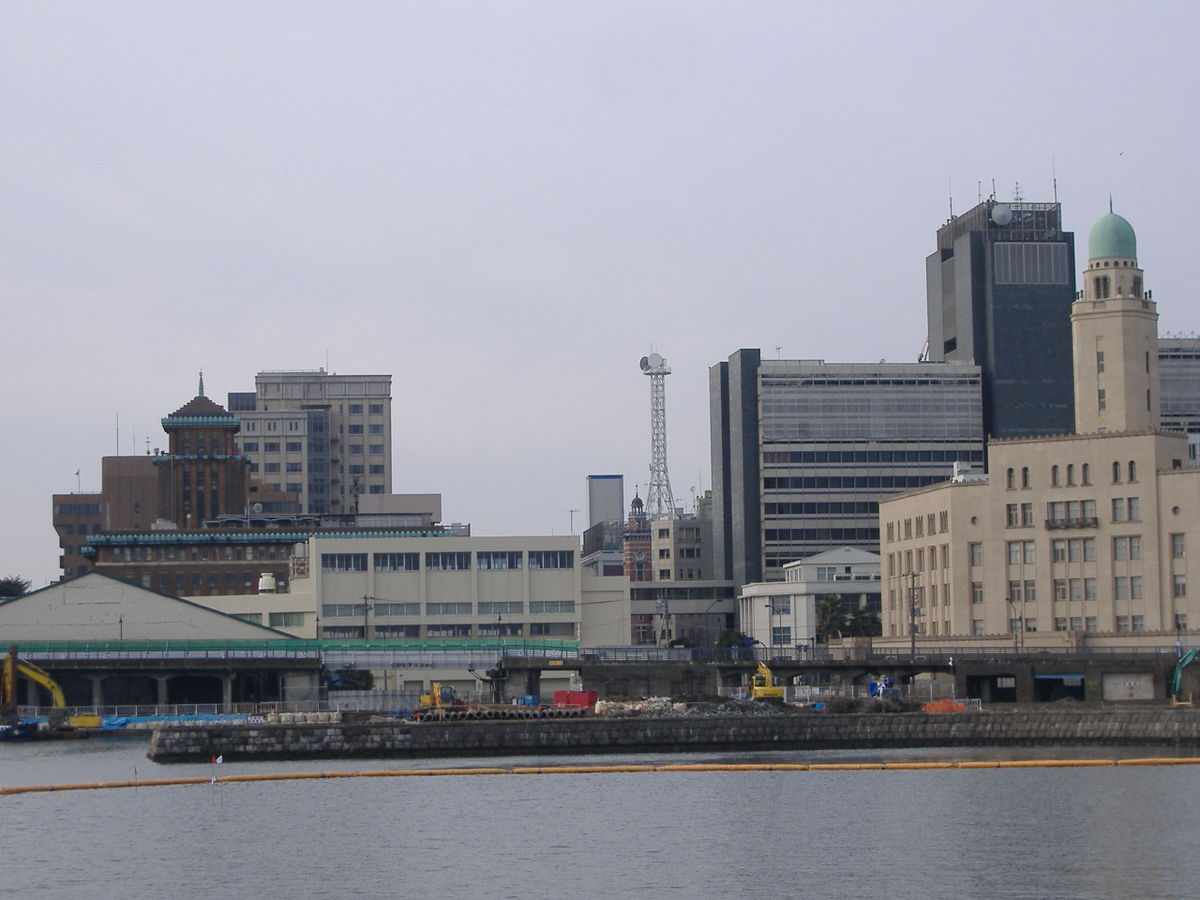 Yokohama Three Towers Wikipedia