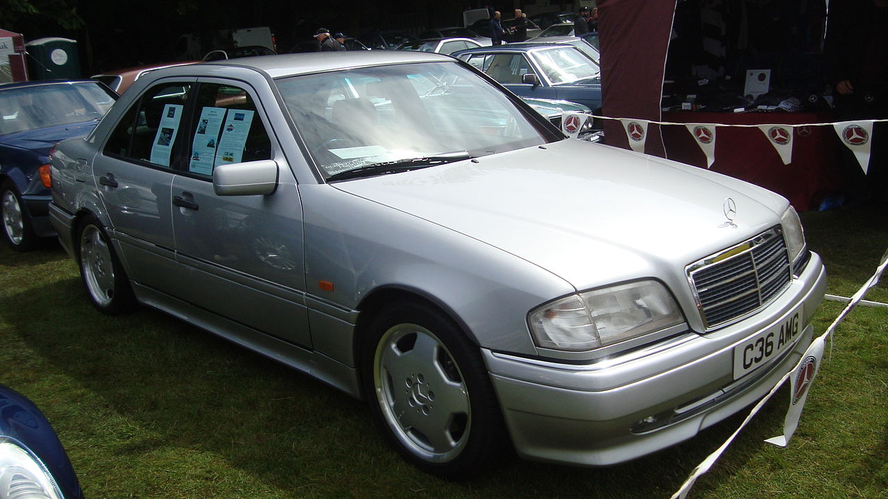 hight resolution of made from 1994 1997 even still this is debatable and built on the w202 chassis the c36 amg would give mb the success they needed