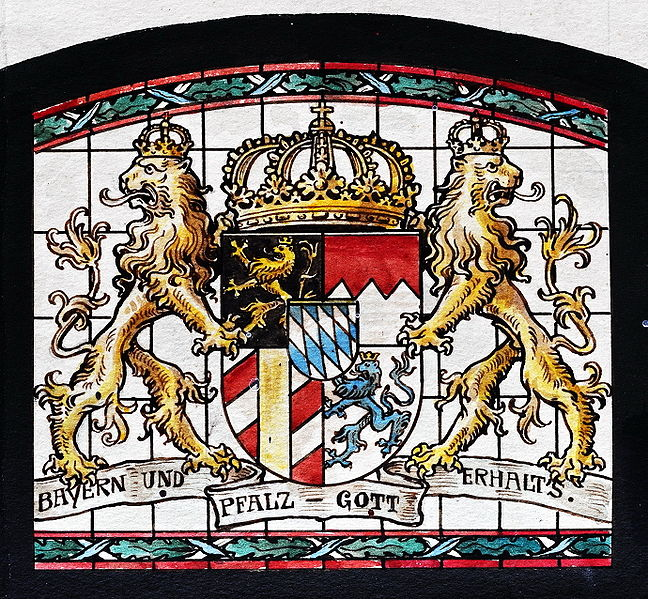 Datei:Bavarian coat of arms.JPG
