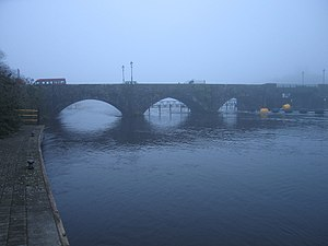 Bridge between Ballina and Killaloe This bridg...