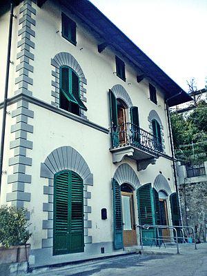 Italiano: Casa accoglienza anziani Giovanni Ca...