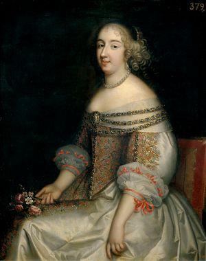 Charles Beaubrun - Portrait of Mademoiselle de Montpensier - WGA01529.jpg