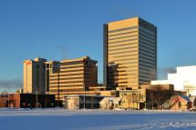List Of Tallest Buildings In Anchorage - Wikipedia