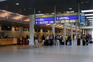 Flughafen Mnster Osnabrck  Reisefhrer auf Wikivoyage