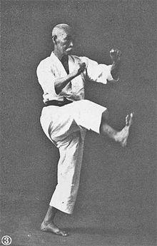 Arti Corner Kick : corner, Karate, Wikipedia