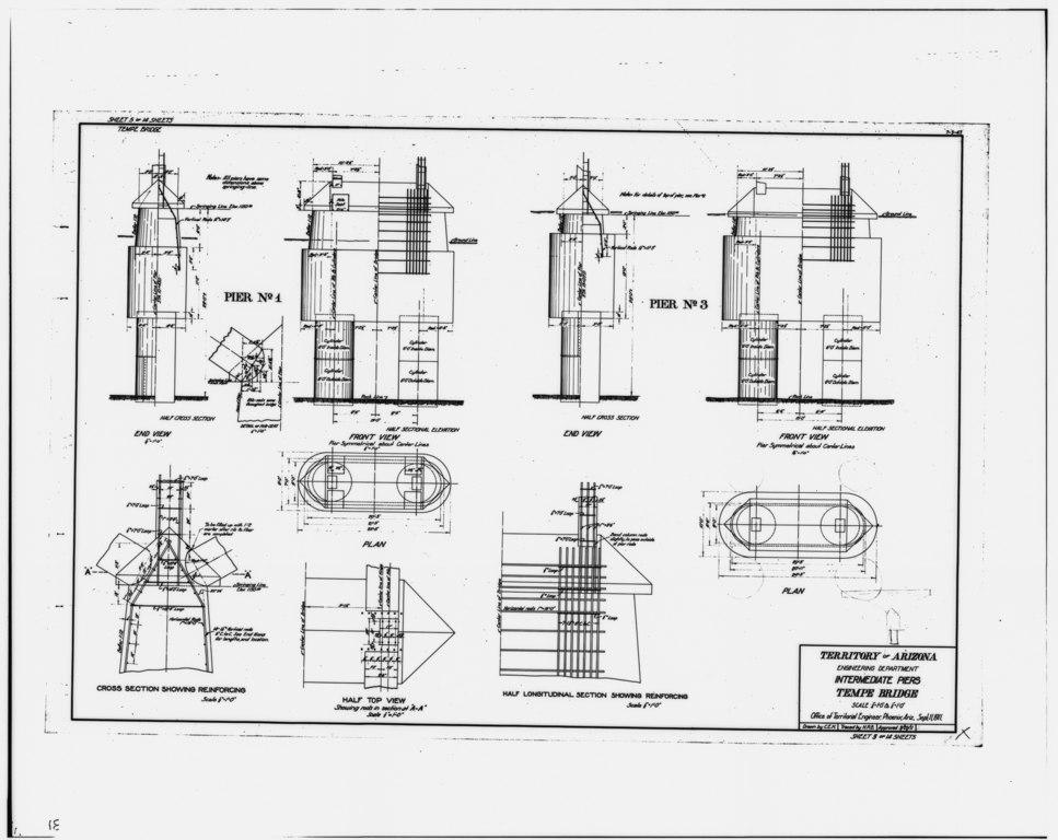 File:INTERMEDIATE PIERS Sheet 5 of 14 sheets dated