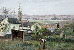 Ivan Pohitonov. The Gardener (1900)
