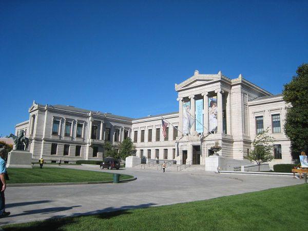 Museum Of Fine Arts Boston Wikipedia