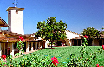 California wine producer Robert Mondavi Winery...
