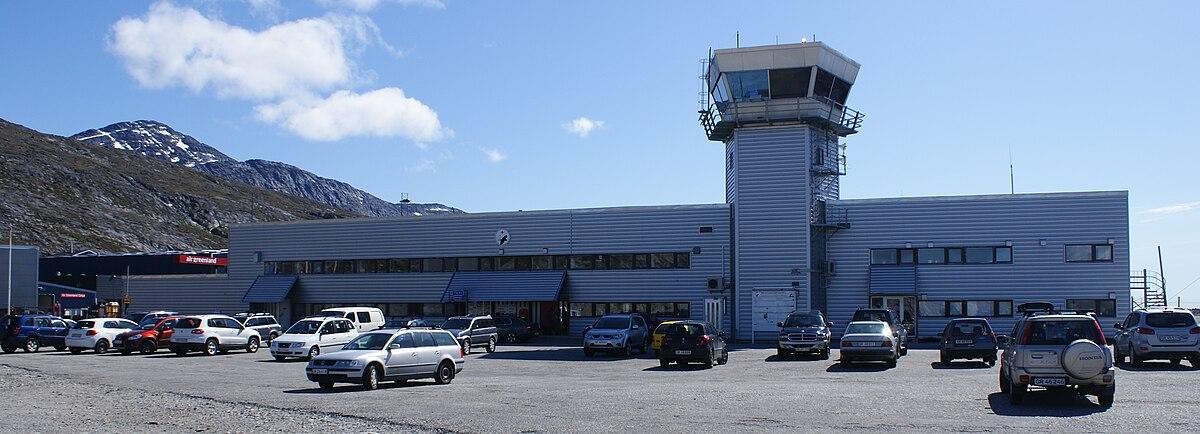 Port Lotniczy Nuuk Wikipedia Wolna Encyklopedia