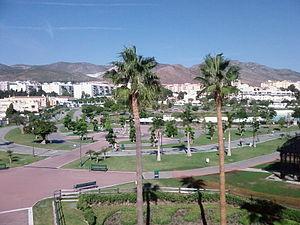 """""""La Batería"""" Park, Torremolinos, Cos..."""