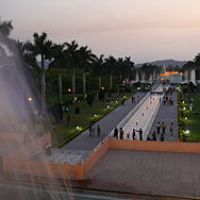 Pinjore Gardens are located in Haryana